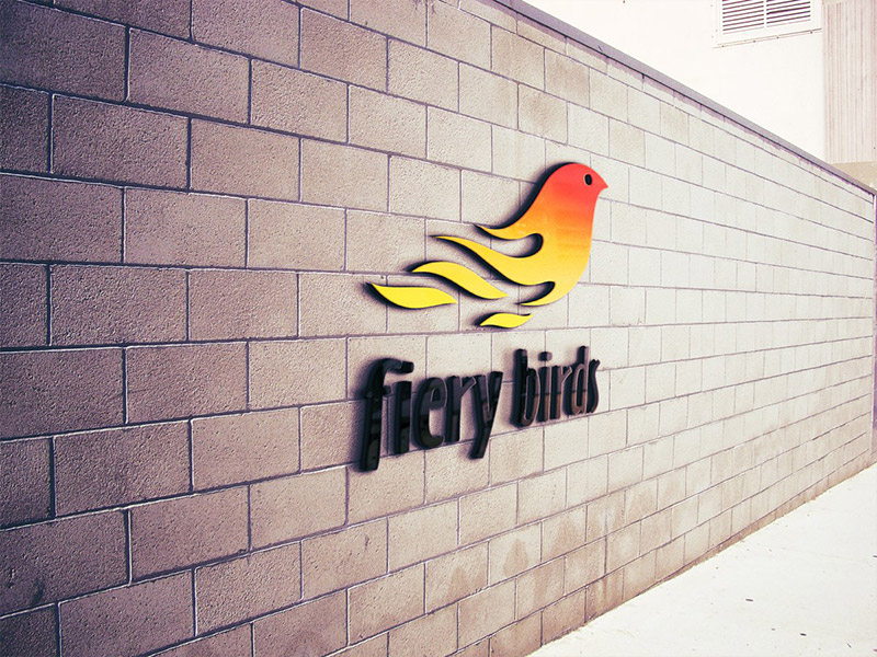 Logo Fierybirds